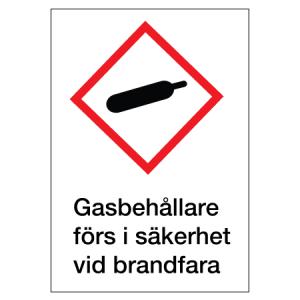 varningsskyltar plast